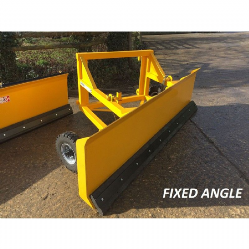 Telehandler Snow Blade Attachment